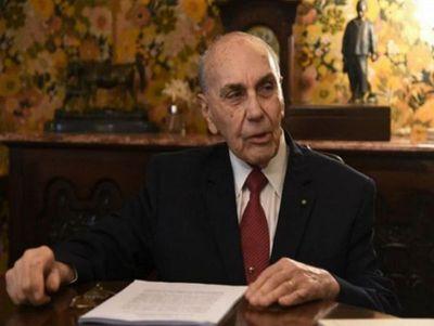 Falleció Conrado Pappalardo empresario y político