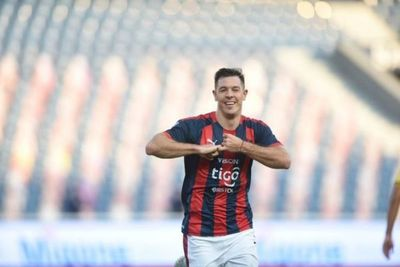 Diego Churín se va de Cerro Porteño