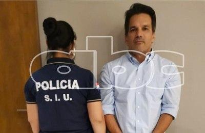 """Caso cocaína: Turrini irá preso a la Agrupación y asegura que solo fue """"intermediario"""""""