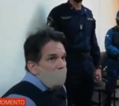 Ordenan prisión preventiva para Cristian Turrini