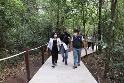 Destino Yguazú busca fortalecimiento turístico con el apoyo de la Senatur