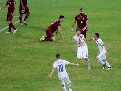 Tras primer combo, Albirroja mejora su puesto en ranking FIFA