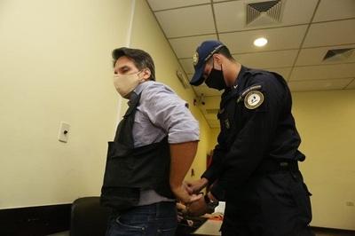 Turrini cumplirá prisión preventiva en la Agrupación