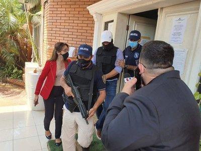Mega incautación de cocaína: Turrini va a prisión en la Agrupación Especializada