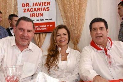 Pérdida de investidura de Zacarías Irún se tratará en sesión extra el miércoles