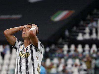 Cristiano Ronaldo vuelve a dar positivo por coronavirus