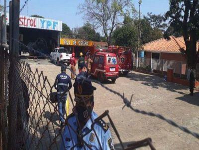 Sicariato: Hombre muere acribillado mientras esperaba turno en lavadero