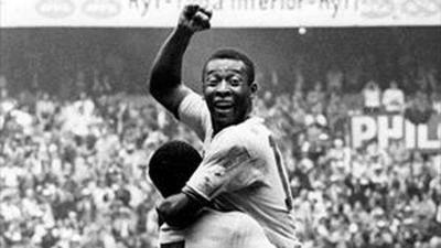 """HOY / La intrahistoria del primer gol de Pelé: """"Nadie imaginaba que sería el mejor"""""""
