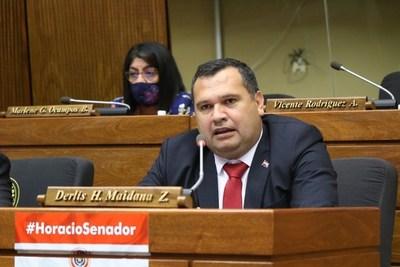 Diputado insta a terminar con negociado de tierras del Estado y pide a la Fiscalía seguir investigando