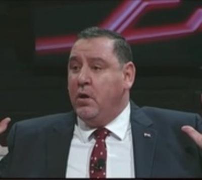 Tratarán perdida de investidura de senador Javier Zacarías Irún
