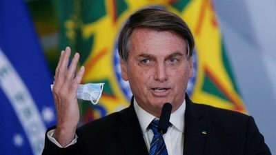 Nueva polémica: Bolsonaro veta la vacuna china