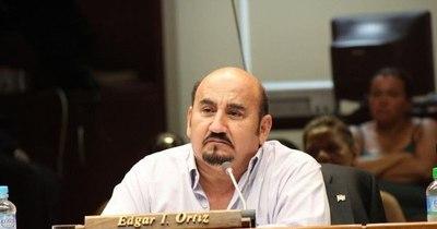 La Nación / Diputado Édgar Ortiz pide a Efraín Alegre retirarse  de presidencia del PLRA