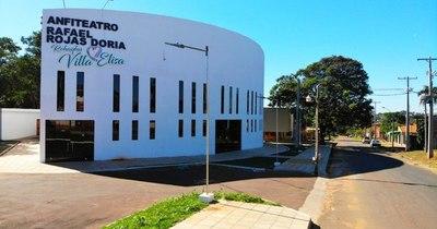 La Nación / Realizarán inauguración simbólica del anfiteatro Rojas Doria en Villa Elisa