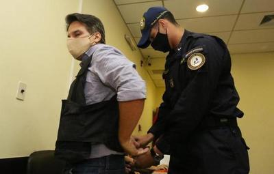 Cristian Turrini guardará reclusión en la Agrupación Especializada