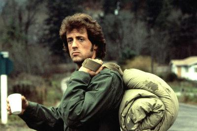 Se cumplen 38 años del estreno de Rambo First Blood