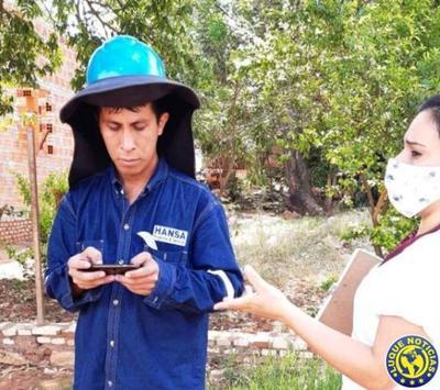 Empresa contrata a trabajadores bolivianos ilegales •