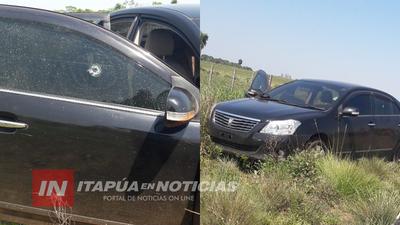 ENFRENTAMIENTO DE POLICÍA CON DELINCUENTES TRAS ASALTO EN POTRERO BENITEZ