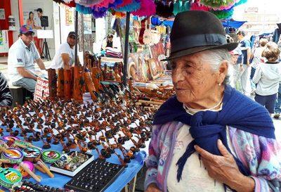Ecuador destina 250.000 dólares para apoyar a la artesanía y agroalimentación