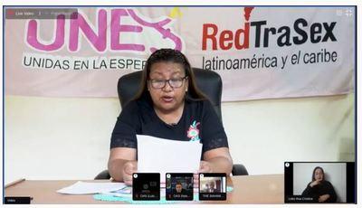 Trabajadoras sexuales piden ser incluidas en programas de ayuda social