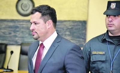 HOY / Jueza ratificó prisión para el diputado Ulises Quintana