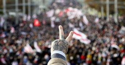 La Nación / Derechos Humanos: oposición bielorrusa gana el premio Sájarov