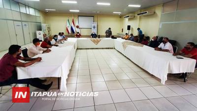 PRODUCTORES Y SECADERISTAS DE YERBA MATE ENTABLAN ALIANZA