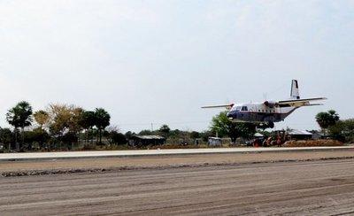 Solicitan más vuelos para Alto Paraguay