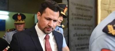 Jueza rechaza pedido de libertad ambulatoria de Ulises Quintana y seguirá en la cárcel de Viñas Cué