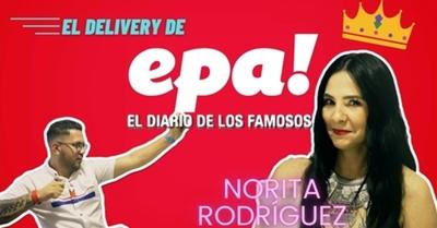 """Norita Rodríguez: """"Las mujeres quieren el hombre de Norita"""""""