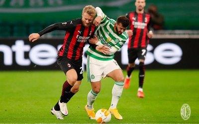 Milan superó al Celtic en un choque de históricos
