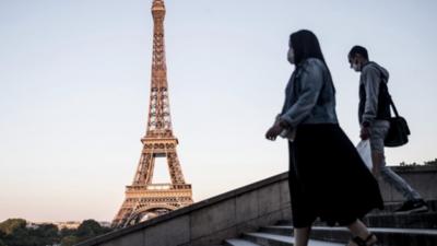 En Francia disparan los números debido a la ampliación del toques de quedas