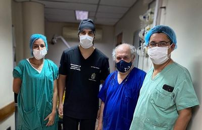 Exitosa cirugía de alta complejidad en bebé de 4 meses