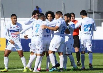 Nacional presentó a su tercer refuerzo para el Clausura