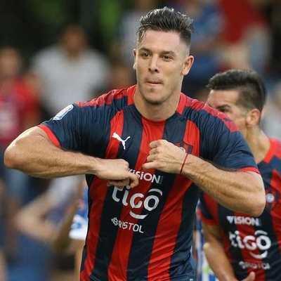 Diego Churín se despide de Cerro Porteño y va a Gremio