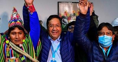"""La Nación / Putin promete retomar """"cooperación constructiva"""" con Arce en Bolivia"""