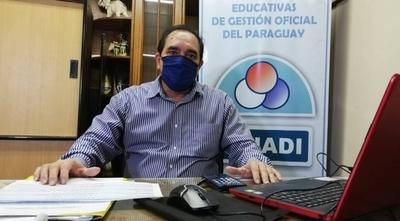 """HOY / SINADI cree que no hay garantías para el retorno de alumnos del tercer año: """"Es un contagio seguro"""""""