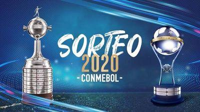Sorteo de la Libertadores y la Sudamericana