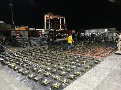 Cocaína en Terport: Fiscalía imputa a segundo empresario detenido