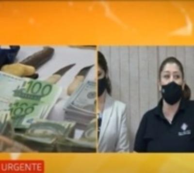 Encuentran laboratorio casero de cocaína en Tacumbú