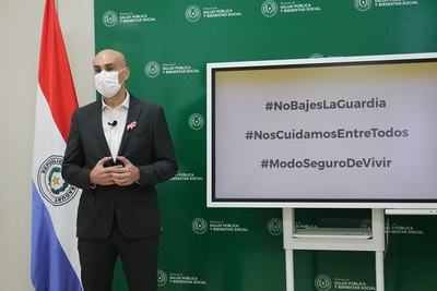 Mazzoleni ratificó dichos de Petta: vuelta presencial a aulas será opcional