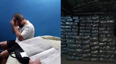 HOY / Cargamento de cocaína en Villeta: imputan a dueño de empresa exportadora