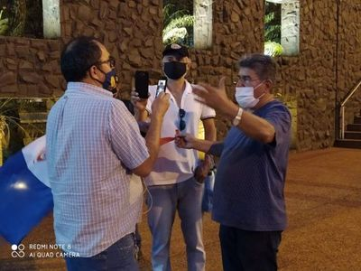 Audio de Hugo Rodríguez a Papichi Cabrera: No vales nada sos el inútil número 1