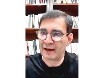 Silvio Ovelar dio positivo al Covid-19