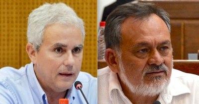 La Nación / Conflicto de tierras generó encendido debate en el Senado