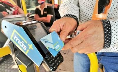 HOY / Pasaje se paga solo con billetaje electrónico desde hoy