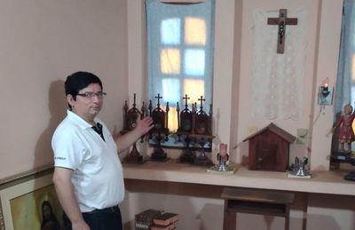 Imagen quemada de la Virgen del Rosario tenía incalculable valor