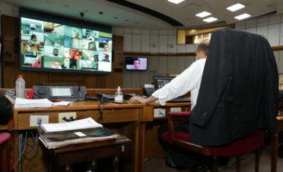 HOY / Media sanción para dar más dinero a programas sociales y viviendas