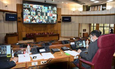 Senado: «la Corte es lenta para tramitar expulsiones de parlamentarios»