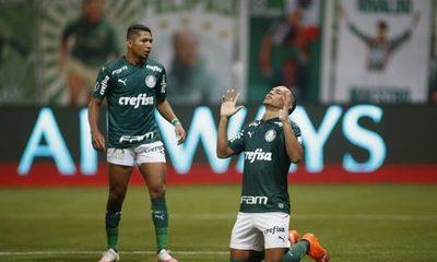 Palmeiras fue el mejor de fase de grupos en la Libertadores