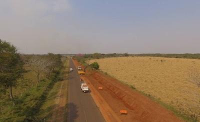 HOY / Caazapá: Impulsan obras de rehabilitación y mejoras del tramo Ñumi